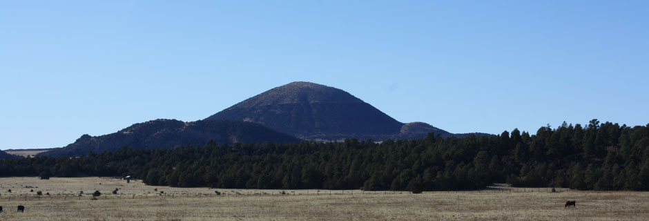 Capulin Mountain Volcano